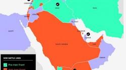 Nếu Thế chiến 3: Ai là đồng minh, kẻ thù của Iran ở Trung Đông?