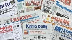 Hà Nội chính thức dừng hoạt động 3 tờ báo, 6 tạp chí theo quy hoạch