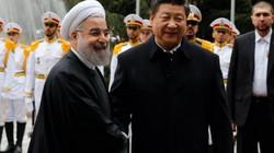 Dấu hiệu Trung Quốc chưa sẵn sàng cùng liên minh Nga-Iran chống Mỹ