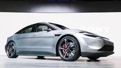 Hãng Sony lấn sân sang sản xuất ô tô động cơ điện
