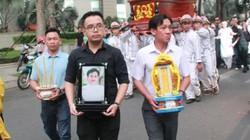 Tiễn đưa nghệ sĩ Nguyễn Chánh Tín: Con trai chưa kịp về nhìn mặt cha lần cuối