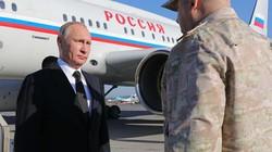 Putin có động thái bất ngờ giữa lúc Mỹ-Iran tấn công lẫn nhau