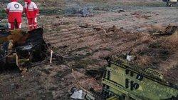 NÓNG: Iran tuyên bố hơn 170 người trên máy bay Ukraine rơi đều đã chết