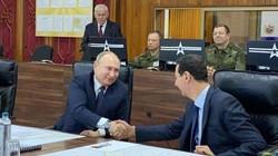 Putin bất ngờ xuất hiện ở Syria giữa lúc Trung Đông căng thẳng