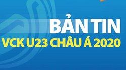 BLV Quang Tùng: Việt Nam là đội bóng cửa trên bảng D tại VCK U23 Châu Á