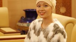"""""""Hoa khôi truyền cảm hứng"""" của Đại học Ngọai thương chia sẻ về hành trình điều trị ung thư"""