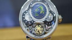 """Những điều bất ngờ về chiếc đồng hồ """"nhỏ mà có võ"""", giá hơn chục tỷ đồng"""