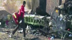Máy bay chở gần 180 người rơi ở Iran, không ai sống sót