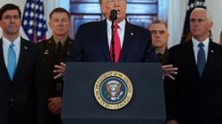 Bài phát biểu đầu tiên của ông Trump sau vụ Iran nã tên lửa căn cứ quân sự Mỹ