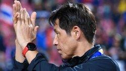 """U23 Thái Lan vùi dập U23 Bahrain, HLV Nishino """"nổ vang trời"""""""