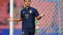 """Lập cú đúp, """"thần đồng Thái Lan"""" đi vào lịch sử U23 châu Á"""