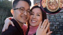 """Hoa hậu được """"phi công trẻ"""" kém 10 tuổi cầu hôn khiến Hồng Vân ghen tị"""