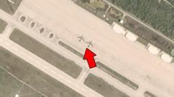 """Ảnh vệ tinh: """"Pháo đài bay"""" B-52 Mỹ sẵn sàng ở vị trí tấn công Iran"""