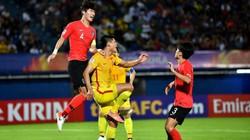 U23 Hàn Quốc hạ U23 Trung Quốc bằng bàn thắng ở phút 90+3