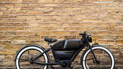 Xe đạp điện Flying Huntsman độ kiểu cổ điển cực chất, giá 120 triệu đồng