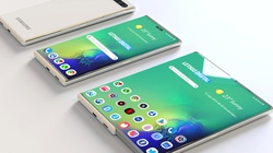 Samsung chuẩn bị gây bất ngờ với smartphone có màn hình trượt