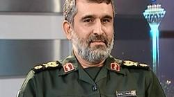 """Tư lệnh Iran tuyên bố có """"hàng trăm tên lửa sẵn sàng"""" tấn công Mỹ"""