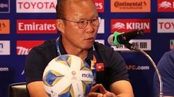 HLV Park Hang-seo chỉ ra hạn chế lớn nhất của U23 Việt Nam trước U23 UAE