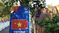 Thành phố Buriram sẵn sàng trước giờ U23 Việt Nam quyết đấu UAE