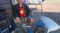 """CĐV Việt Nam """"vỡ nợ"""" do ôm vé trận U23 Việt Nam - U23 UAE"""