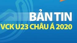 Bản tin U23 Châu Á: Thời tiết bất lợi cho tuyển U23 Viêt Nam
