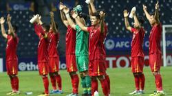 Clip: U23 Việt Nam cùng các CĐV tạo nên vũ điệu Viking quen thuộc