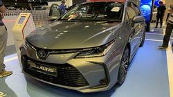 Cận cảnh Toyota Corolla Altis 2020 hoàn toàn mới tại Singapore Motor Show
