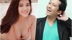 """Cao Thái Hà """"tỏ tình"""" Trường Giang trên truyền hình và cái kết bất ngờ"""