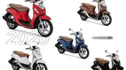 2020 Yamaha Fino ra mắt Đông Nam Á, giá từ 31 triệu đồng