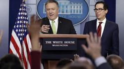 Mỹ công bố loạt biện pháp trừng phạt mới với chính quyền Iran