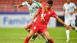 U23 Iraq thoát thua ngoạn mục trước U23 Bahrain