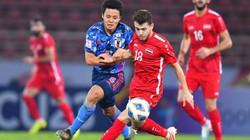 Thua sốc U23 Syria, U23 Nhật Bản bị loại đau đớn