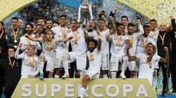 Kết quả, BXH bóng đá đêm 12/1, rạng sáng 13/1: Man City thắng hủy diệt, Real đoạt Siêu Cúp