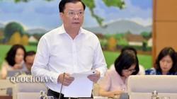"""Bộ trưởng Đinh Tiến Dũng: Ngành thuế cần hạn chế những """"con sâu làm rầu nồi canh"""""""