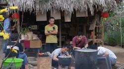 Giới trẻ Hà Nội tái hiện không gian đón tết xưa