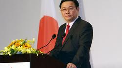 """PTT Vương Đình Huệ: """"Chính phủ Việt Nam muốn Nhật Bản là nhà đầu tư tốt nhất"""""""
