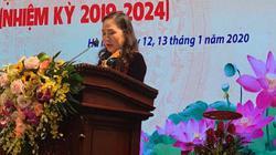 NSƯT Thuý Mùi được bầu Chủ tịch Hội Nghệ sĩ Sân khấu Việt Nam nhiệm kỳ 2019-2024