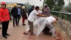 Đang chở con nhỏ, người phụ nữ bất ngờ bị chặn đường chém tới tấp