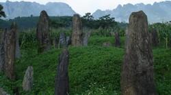 Bí ẩn những ngôi mộ cổ ở đất Mường Thàng