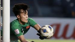 Clip: Bùi Tiến Dũng cản phá xuất thần, cứu thua cho U23 Việt Nam