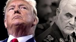 Ông Trump nói lại về lý do muốn tướng quyền lực số 2 Iran phải chết
