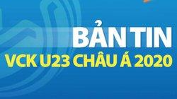 """Bản tin U23 Châu Á: BLV Quang Tùng: """"Thất bại không phải là dấu chấm hết của U23 Việt Nam"""""""
