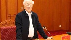 Tổng Bí thư, Chủ tịch nước nhấn mạnh sớm đưa 10 đại án ra xét xử