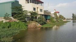 Cấp bìa đỏ cho công trình lấn chiếm đất công ở Thanh Oai (Hà Nội)