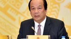 Bộ trưởng lên tiếng vụ in tên Chủ tịch nước, Thủ tướng lên ấm chén