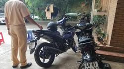 Hai đối tượng trộm xe lao thẳng vào tổ tuần tra trên đèo Bảo Lộc