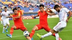 U23 Trung Quốc: Toàn thua 3 trận và không bàn thắng