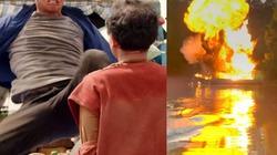 """""""Lật mặt"""" 5 của Lý Hải lộ cảnh cháy nổ, rượt đuổi nghẹt thở"""