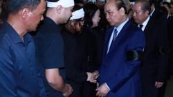 Thủ tướng Nguyễn Xuân Phúc viếng 3 liệt sĩ hy sinh ở Đồng Tâm