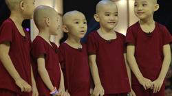 """5 chú tiểu Bồng Lai phá kỷ lục Thách thức danh hài, diễn 15 tiểu phẩm Bao Công xử án """"bá đạo"""""""
